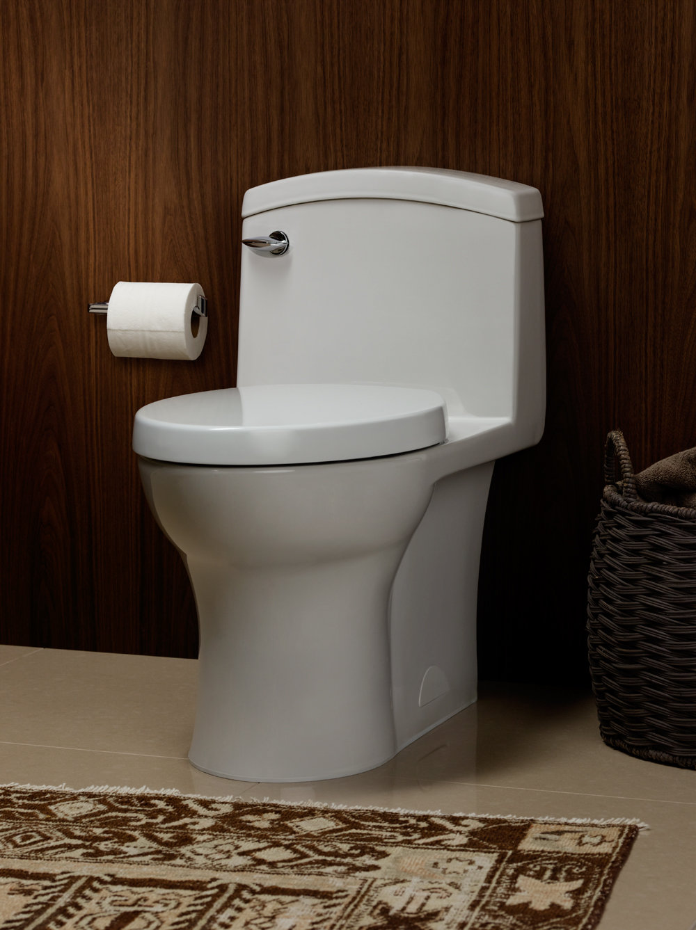 Porcher 97320 60 001 Veneto One Piece Elongated Toilet