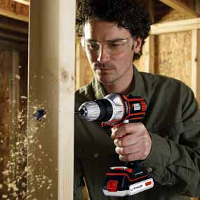 BDCDMT120IA 20-volt max Matrix lithium-ion drill-driver and impact driver kit