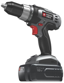 Porter-Cable PC180DK-2 NiCd drill/driver