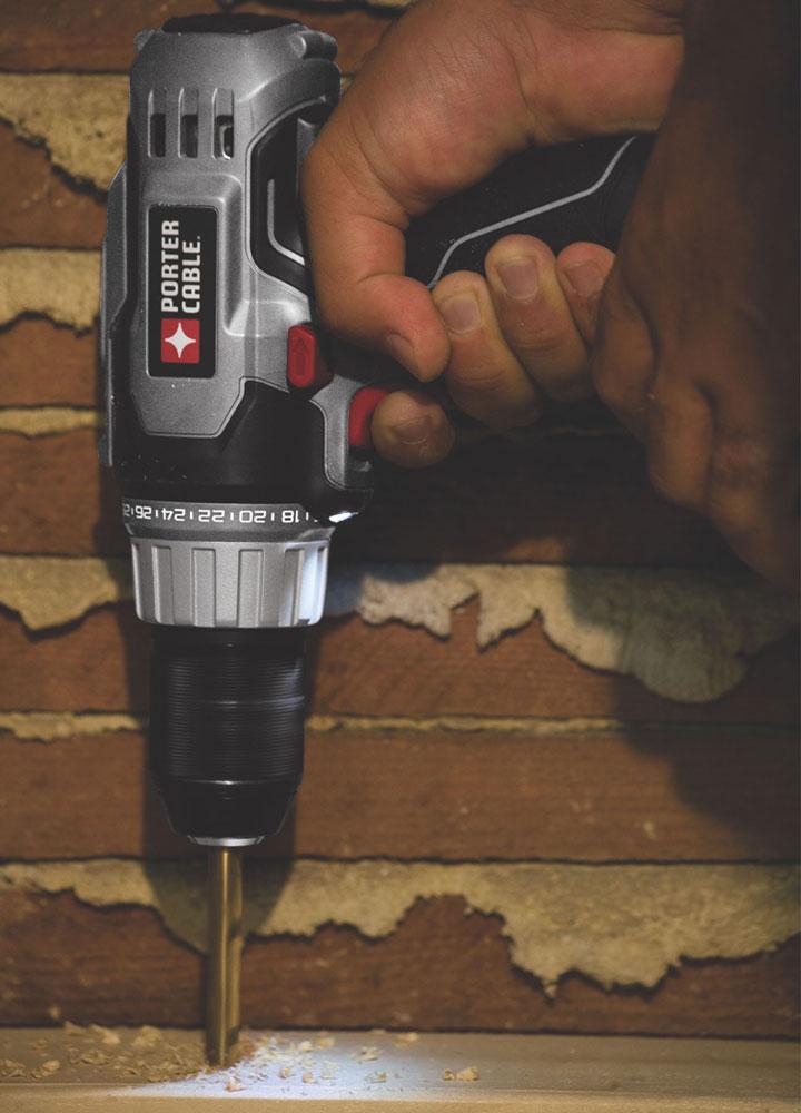 Amazon.com: PORTER-CABLE PC218IDC-2 18-Volt NiCd Drill