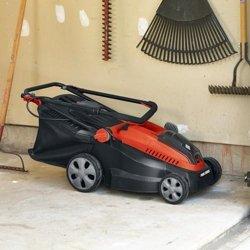 Amazon.com : BLACK+DECKER CM1640 16-Inch Cordless Mower, 40-volt