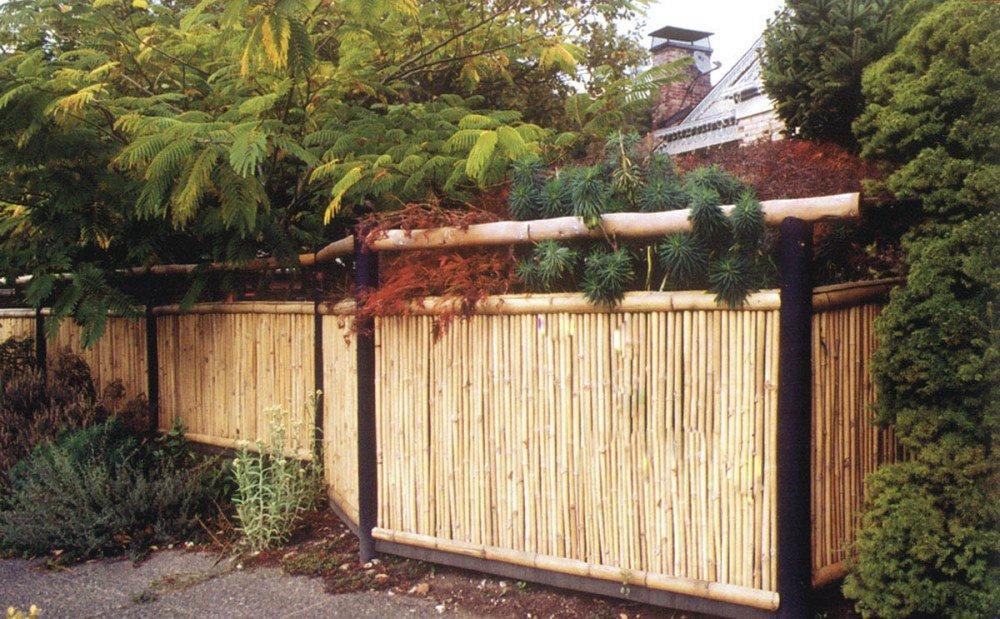 Superbe Sustainable Rolled Fence