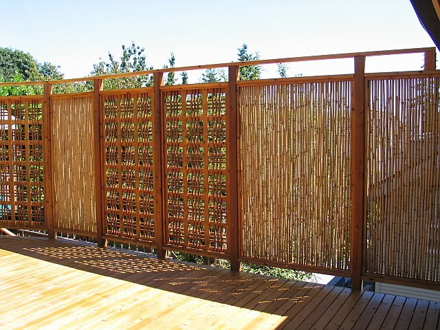 Good Sustainable Rolled Fence