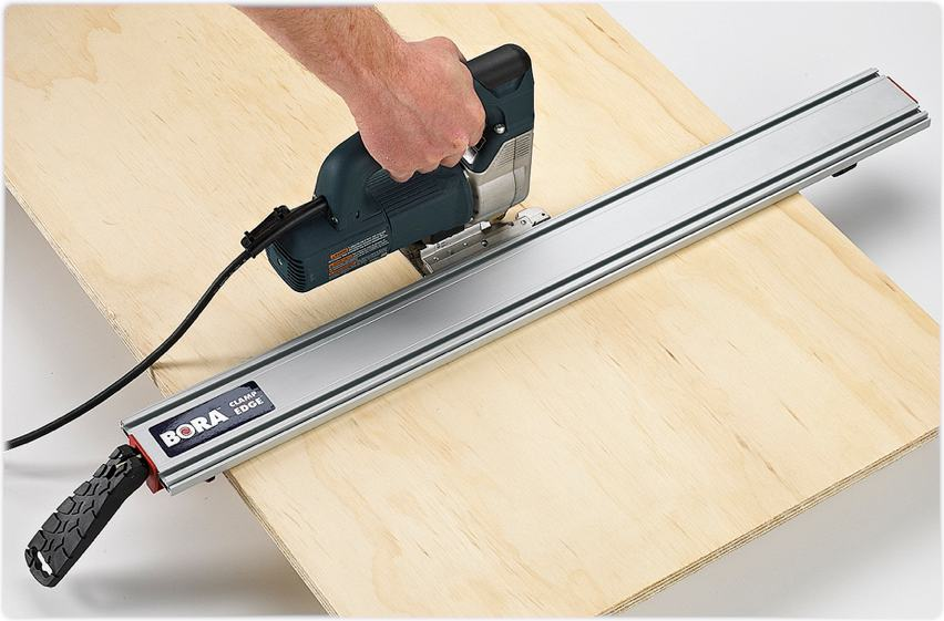 Bora 541100 Clamp Edge Wide Track Power Tool Guide 100
