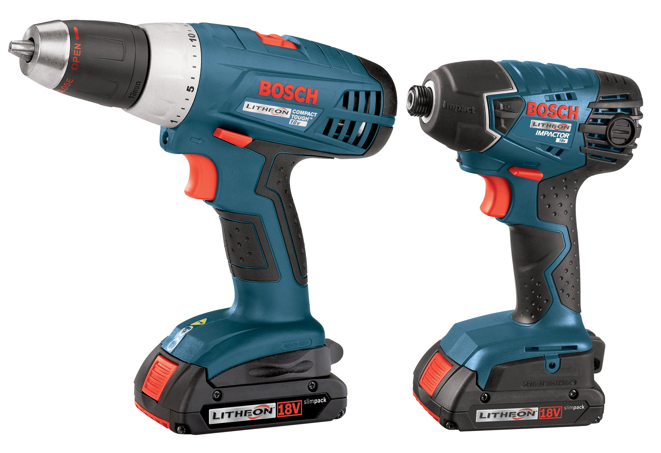 bosch clpk23 180 18 volt 2 tool lithium ion combo kit power tool combo packs. Black Bedroom Furniture Sets. Home Design Ideas