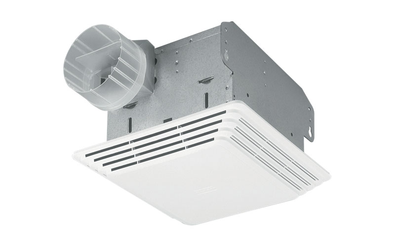 Broan 684 Ceiling Mount Ventilation Fan 80 Cfm 2 5 Sones