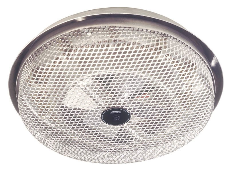 Broan model 157 low profile solid wire element ceiling heater see larger image aloadofball Choice Image