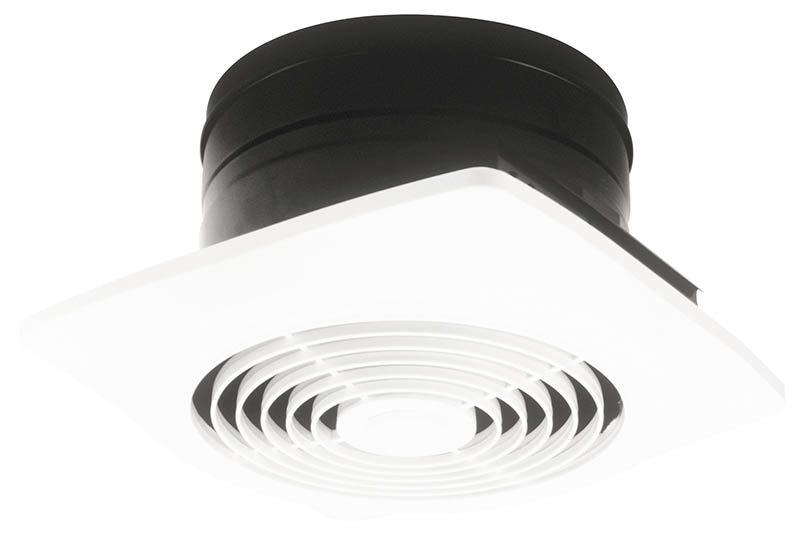 Broan 505 Vertical Discharge Utility Fan 8 Inch 180 Cfm 6