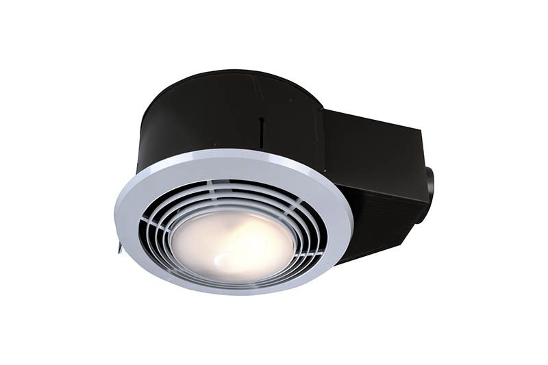 Nutone qt9093wh combination fanheaterlightnight light 110 cfm powerful ventilation view larger mozeypictures