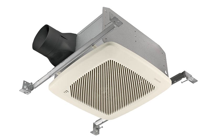 Broan Ultra Silent Humidity Sensing Fans With Sensaire