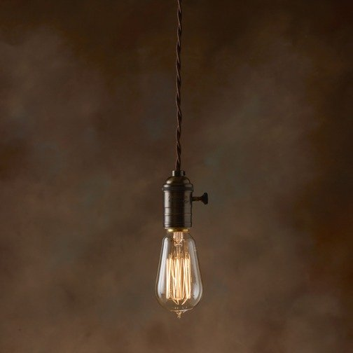 edison squirrel cage style bulb 6 pack halogen bulbs. Black Bedroom Furniture Sets. Home Design Ideas