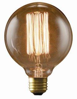 Bulbrite Incandescent G30 Medium Screw Base (E26) Light