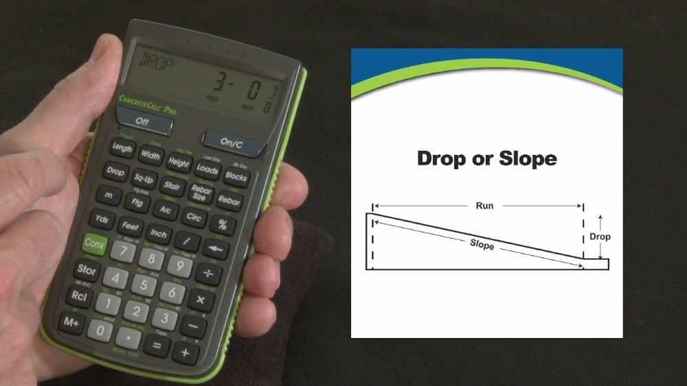 Amazon.com: Calculated Industries ConcreteCalc Pro 4225 Advanced ...4225 ConcreteCalc Pro Calculator