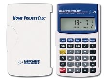 8510 Home ProjectCalc Do-It-Yourself Project Calculator