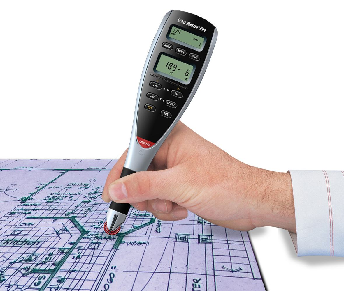 calculated industries 6025 scale master pro digital plan measure calculated 6025