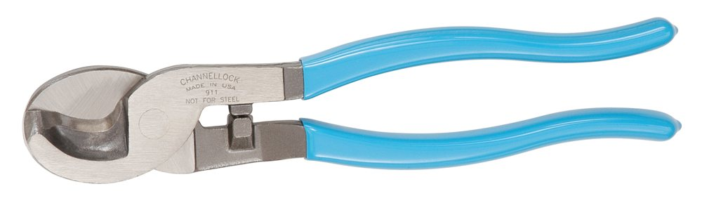 Channellock 911 Cable Cutting Plier, 9.5-Inch - Wire Cutters ...