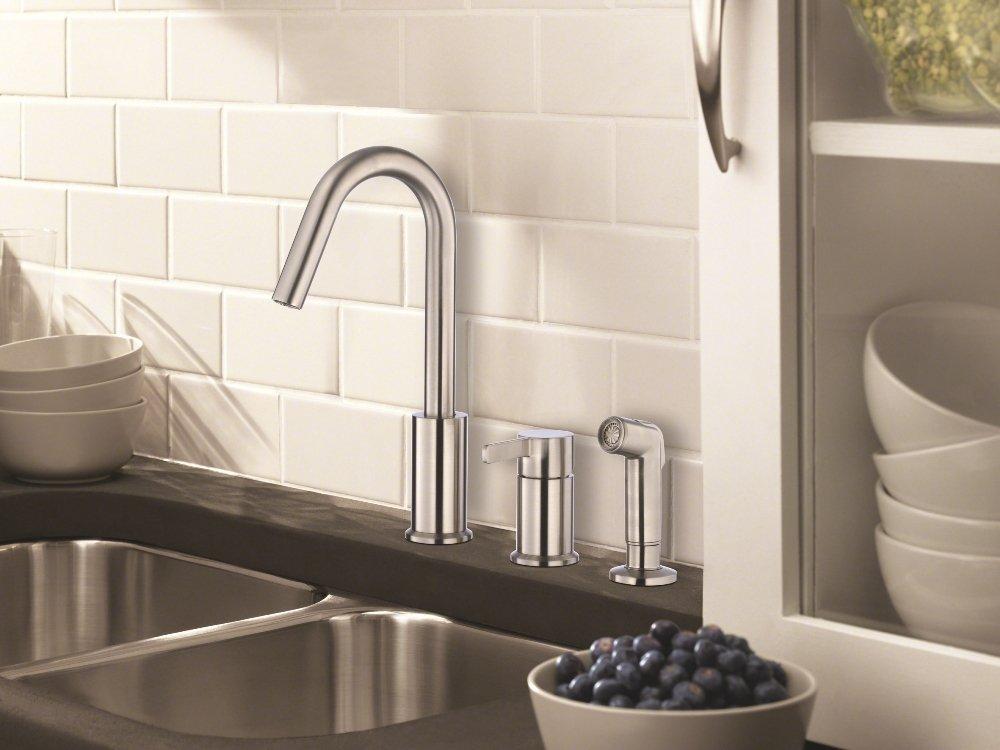 Charming D409030SS Amalfi Kitchen Faucet
