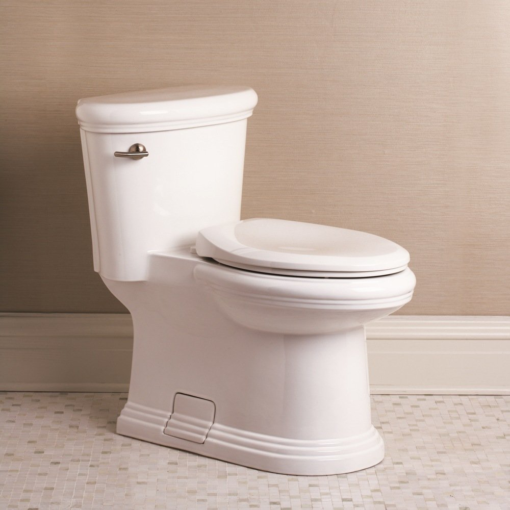 Danze Dc011323bc Orrington 1 Piece High Efficiency Toilet