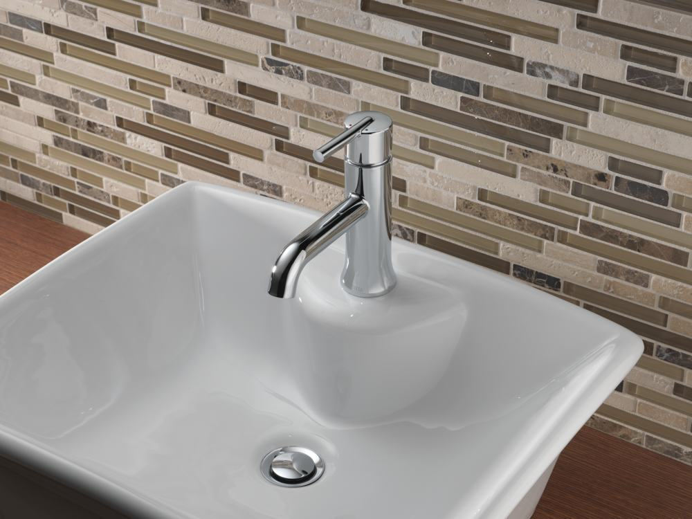 Inspired By The Sleek Elegance Of Modern European Design (view Larger).  This Single Hole ...