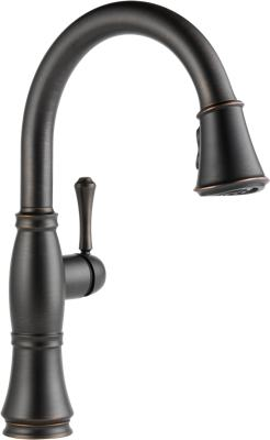 Cassidy Single Handle Pulldown Kitchen Faucet