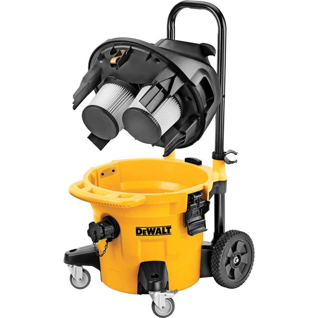 Dewalt Dust Extractor >> Dewalt Dwv012 10 Gallon Dust Extractor With Automatic Filter