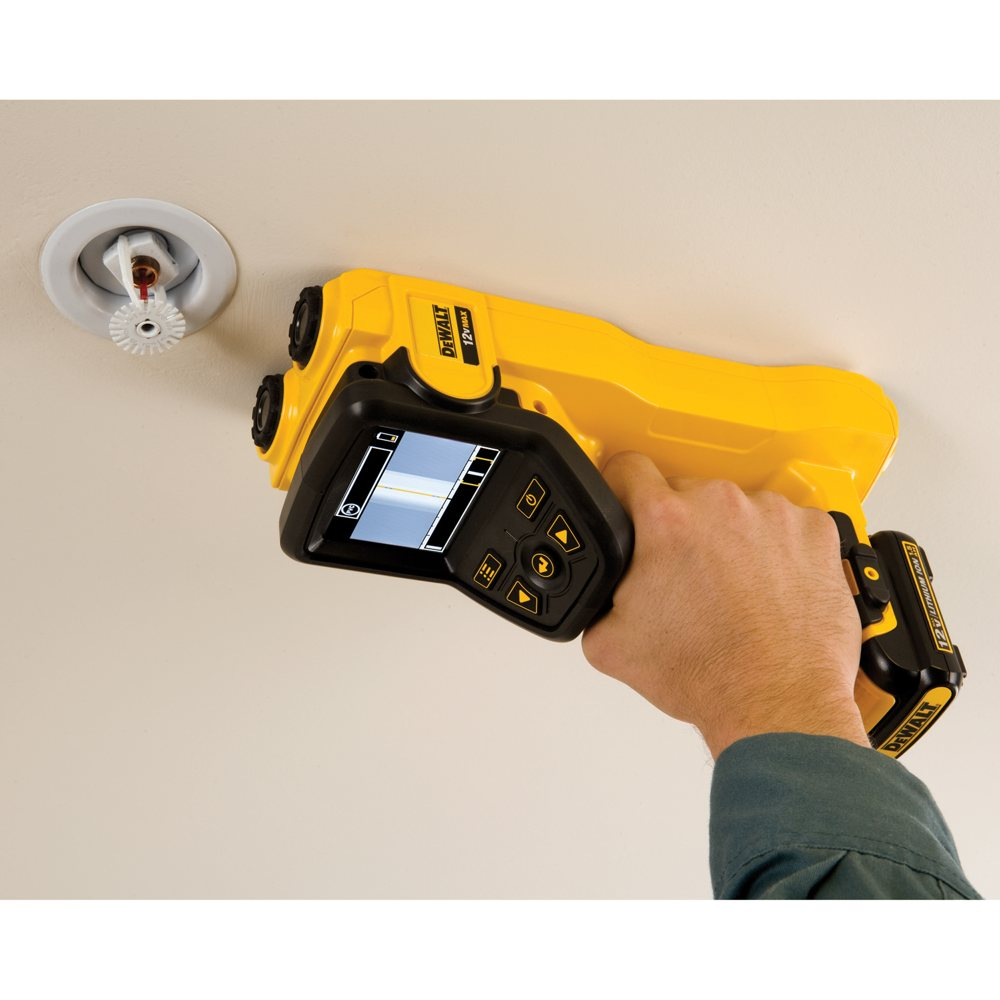 Amazon Com Dewalt Dct418s1 12 Volt Li Ion Hand Held Radar