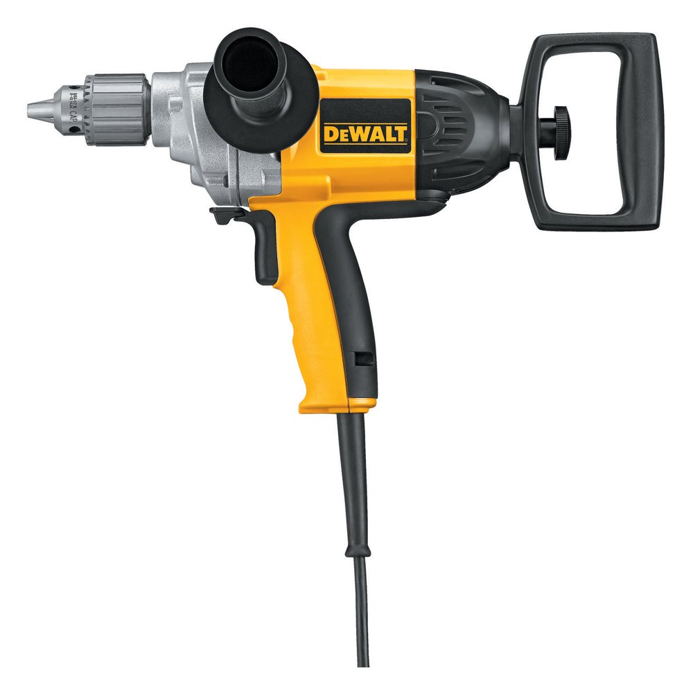 Amazon Com Dewalt Dw130v 9 Amp 1 2 Inch Drill With Spade