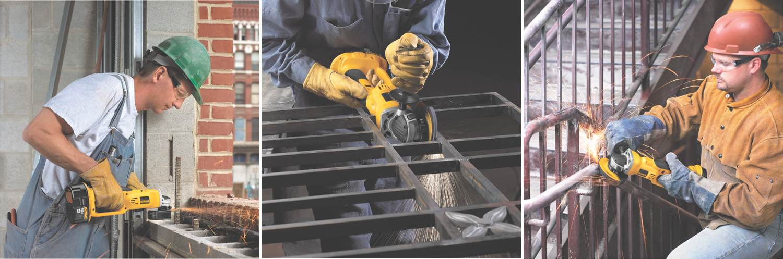 Dewalt Bare Tool Dc411b 4 1 2 Inch 18 Volt Cordless Cut
