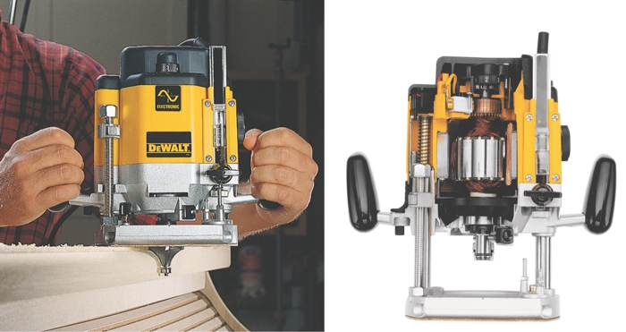Dewalt dw625 3 horsepower variable speed electronic plunge router dewalt dw625 greentooth Image collections