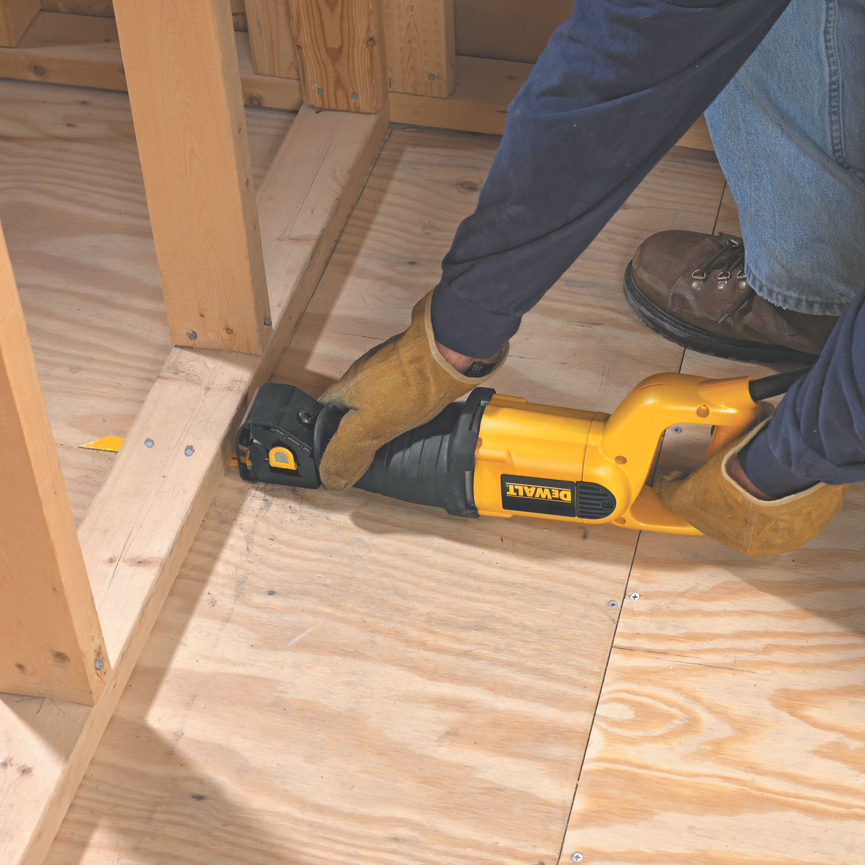 dewalt dw304pk 10 amp reciprocating saw power. Black Bedroom Furniture Sets. Home Design Ideas