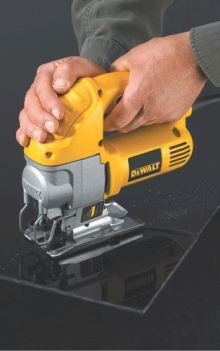 DEWALT Compact Jigsaw Kit