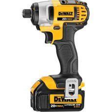 DEWALT DCK290L2 impact driver