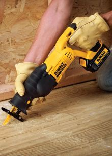 DEWALT DCS380L1 kit