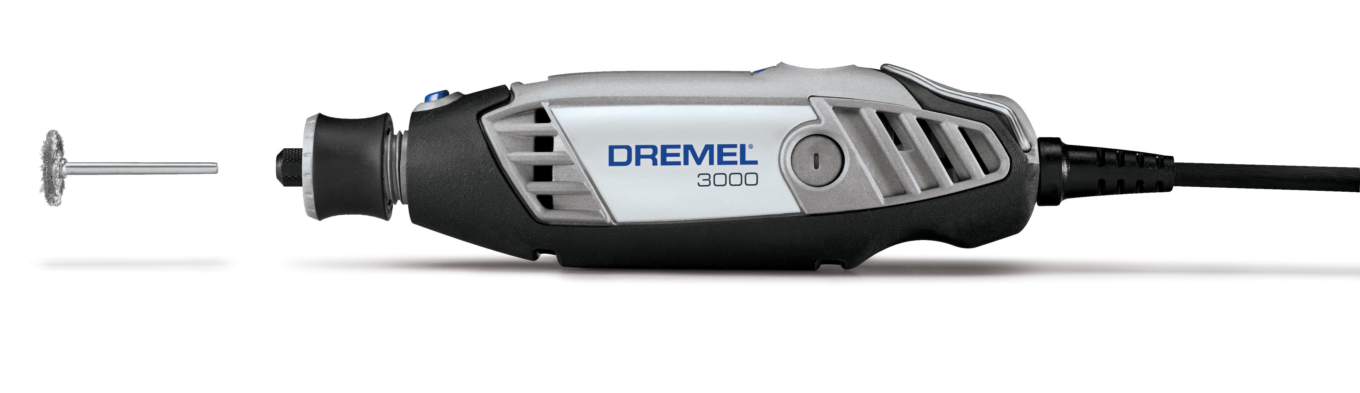 dremel 3000 1 24 variable speed tool kit ad 4862389 addoway. Black Bedroom Furniture Sets. Home Design Ideas