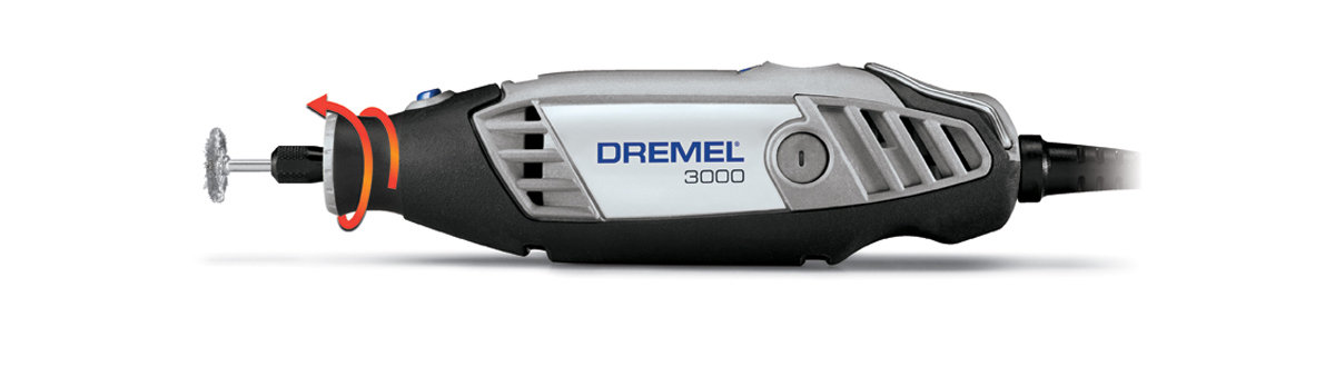 dremel 3000 1 24 variable speed tool kit ad 4862389. Black Bedroom Furniture Sets. Home Design Ideas
