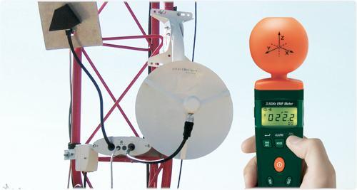 480836 RF EMF Strength Meter