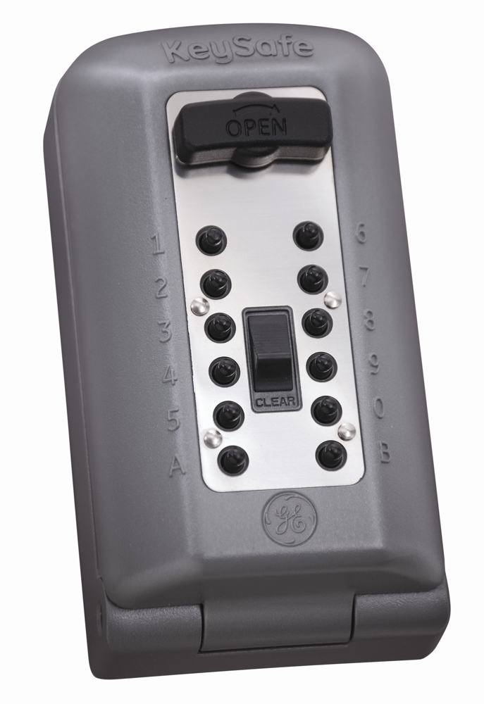 Kidde Accesspoint 002047 Keysafe Professional Security Key Box  Gray