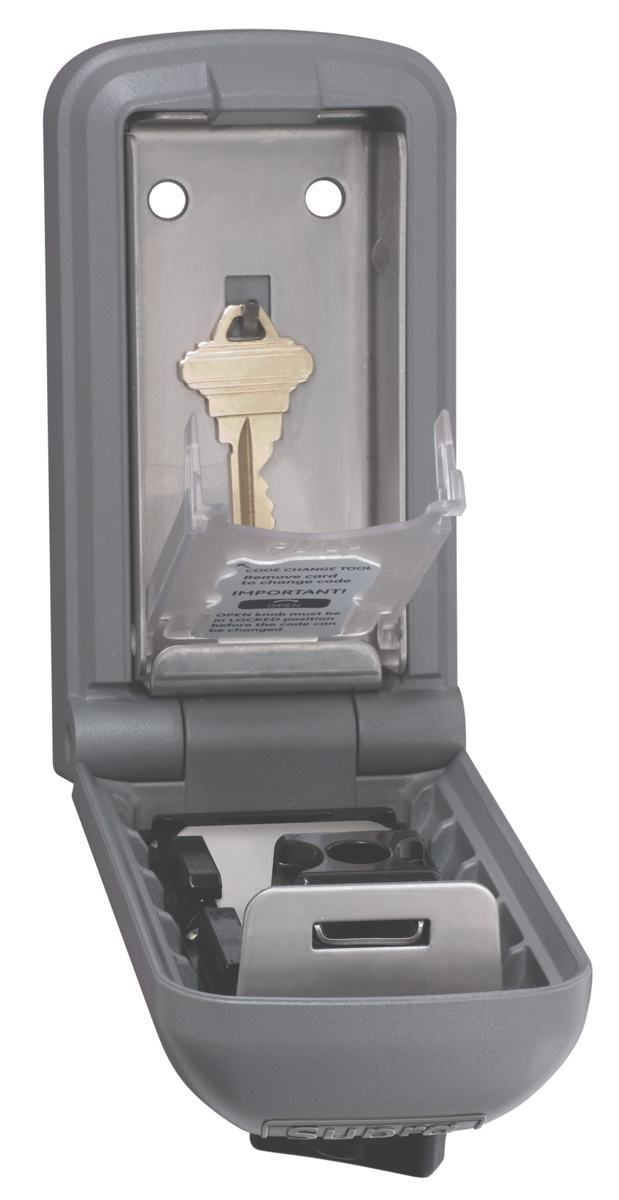 Professional Security Key Box, Gray - Ge Supra Lock Box - Amazon.com