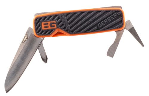 Bear Grylls Pocket Tool open