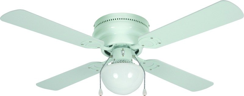 Hardware house 543611 aegean flush mount 42 inch ceiling fan with hardware house agean ceiilng fan aloadofball Choice Image