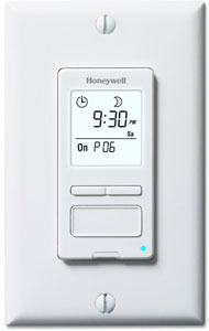 honeywell timer switch pls750c1000 manual