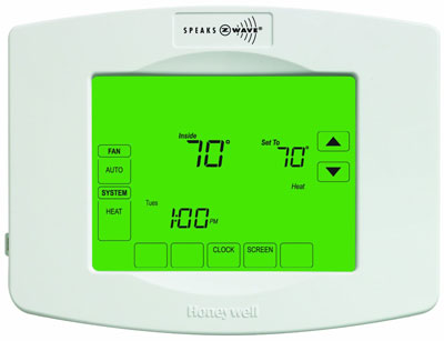 honeywell yth8320zw1007 u z wave enabled programmable thermostat rh amazon com Honeywell Thermostat TH8320U1008 Wiring Honeywell Thermostat TH8320U1008 Wiring