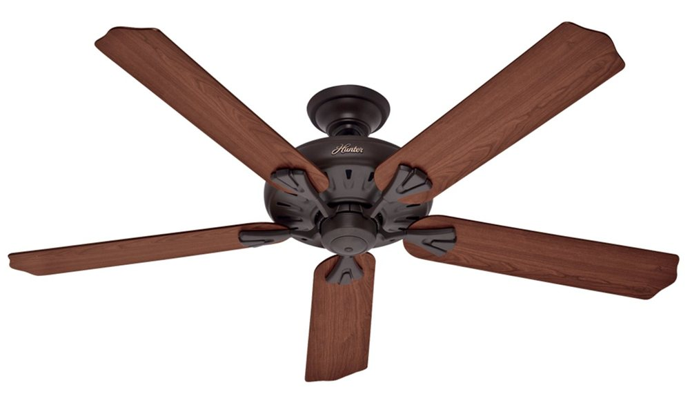 Hunter 23688 60 Inch Royal Oak New Bronze Fan With Remote Ceiling Fans Amazon Com