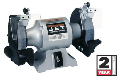 Jet 577103 10 Inch Industrial Bench Grinder Power Bench