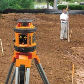 40-6515 Self-Leveling Rotary Laser Level