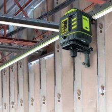 40-6543 Self-Leveling Rotary Laser Level with GreenBrite Technology