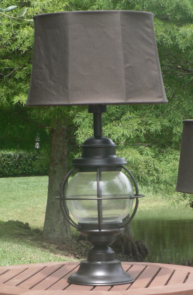 patio table lamps outdoor goods