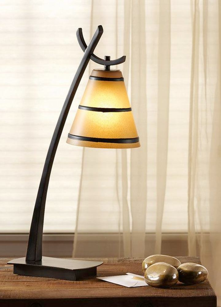 Wright table one light
