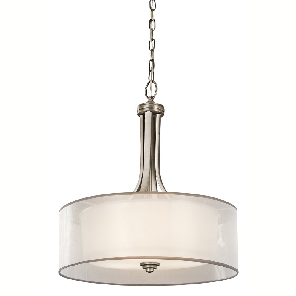 Kichler 42385AP Four Light Pendant