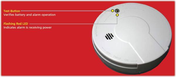 Kidde Basic Smoke Alarm Fire Alarm Battery Operated Amazon Com